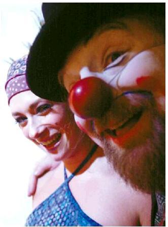 Adam Gertsacov Clown